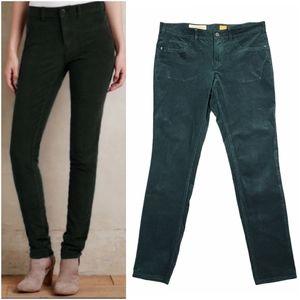 Pilcro & the Letterpress Fit Serif Corduroy Jeans
